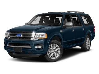 Blue Jeans 2017 Ford Expedition EL Pictures Expedition EL Utility 4D King Ranch 4WD V6 Turbo photos front view