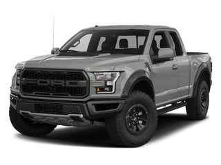Avalanche 2017 Ford F-150 Pictures F-150 SuperCab Raptor 4WD photos front view