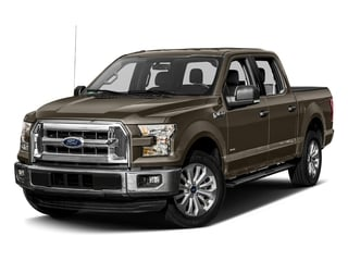 Caribou Metallic 2017 Ford F-150 Pictures F-150 Crew Cab XLT 2WD photos front view