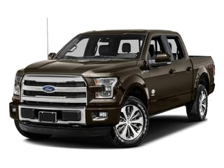 Caribou Metallic 2017 Ford F-150 Pictures F-150 Crew Cab King Ranch 4WD photos front view