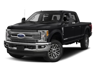 Shadow Black 2017 Ford Super Duty F-250 SRW Pictures Super Duty F-250 SRW Crew Cab Lariat 4WD photos front view