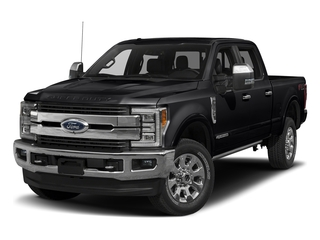 Shadow Black 2017 Ford Super Duty F-250 SRW Pictures Super Duty F-250 SRW Crew Cab King Ranch 4WD photos front view