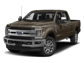 Caribou Metallic 2017 Ford Super Duty F-250 SRW Pictures Super Duty F-250 SRW Crew Cab King Ranch 4WD photos front view