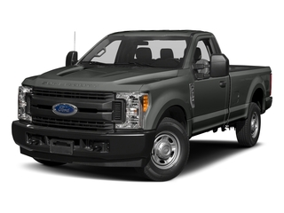 Magnetic Metallic 2017 Ford Super Duty F-250 SRW Pictures Super Duty F-250 SRW Regular Cab XL 2WD photos front view