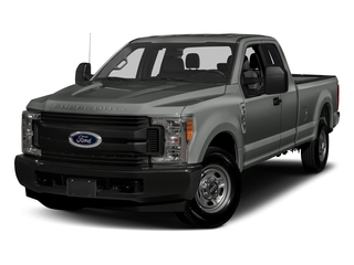 Magnetic Metallic 2017 Ford Super Duty F-250 SRW Pictures Super Duty F-250 SRW Supercab XL 4WD photos front view