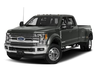 Magnetic Metallic 2017 Ford Super Duty F-450 DRW Pictures Super Duty F-450 DRW Crew Cab Lariat 4WD T-Diesel photos front view