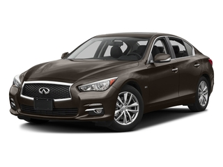 Chestnut Bronze 2017 INFINITI Q50 Pictures Q50 3.0t Signature Edition AWD photos front view