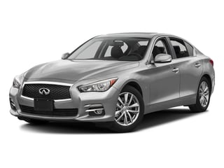 Liquid Platinum 2017 INFINITI Q50 Pictures Q50 3.0t Signature Edition AWD photos front view
