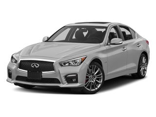 Liquid Platinum 2017 INFINITI Q50 Pictures Q50 3.0t Sport AWD photos front view