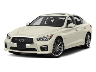 Majestic White 2017 INFINITI Q50 Pictures Q50 3.0t Sport AWD photos front view