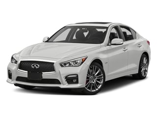 Pure White 2017 INFINITI Q50 Pictures Q50 3.0t Sport AWD photos front view