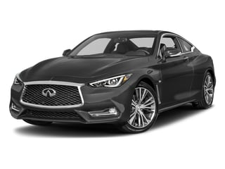 Graphite Shadow 2017 INFINITI Q60 Pictures Q60 Coupe 2D 3.0T Red Sport photos front view
