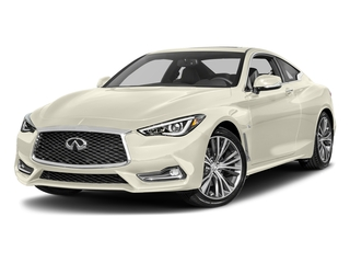 Majestic White 2017 INFINITI Q60 Pictures Q60 Coupe 2D 3.0T Red Sport photos front view