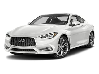 Pure White 2017 INFINITI Q60 Pictures Q60 Coupe 2D 3.0T Sport AWD photos front view