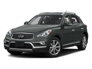 Graphite Shadow 2017 INFINITI QX50 Pictures QX50 RWD photos front view