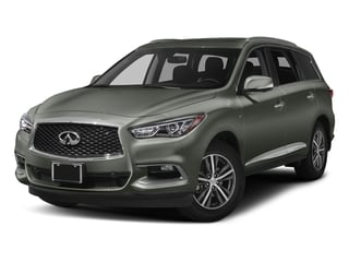 Jade Green 2017 INFINITI QX60 Pictures QX60 Utility 4D AWD V6 photos front view
