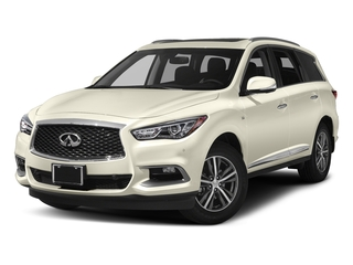 Majestic White 2017 INFINITI QX60 Pictures QX60 Utility 4D 2WD V6 photos front view