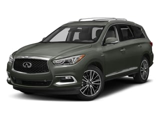Jade Green 2017 INFINITI QX60 Hybrid Pictures QX60 Hybrid Utility 4D Hybrid 2WD I4 photos front view