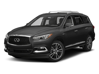 Graphite Shadow 2017 INFINITI QX60 Hybrid Pictures QX60 Hybrid Utility 4D Hybrid 2WD I4 photos front view