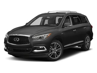 Graphite Shadow 2017 INFINITI QX60 Hybrid Pictures QX60 Hybrid AWD photos front view