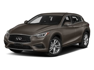 Chestnut Bronze 2017 INFINITI QX30 Pictures QX30 Utility 4D Luxury AWD photos front view