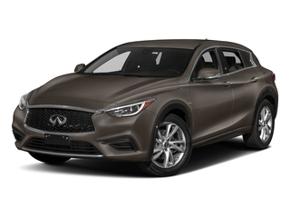 Chestnut Bronze 2017 INFINITI QX30 Pictures QX30 Utility 4D 2WD photos front view
