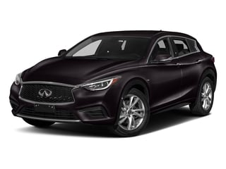 Malbec Black 2017 INFINITI QX30 Pictures QX30 Utility 4D Luxury 2WD photos front view