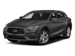 Graphite Shadow 2017 INFINITI QX30 Pictures QX30 Utility 4D Luxury AWD photos front view