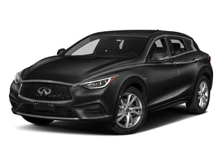 Black Obsidian 2017 INFINITI QX30 Pictures QX30 FWD photos front view