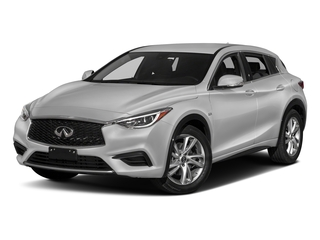 Blade Silver 2017 INFINITI QX30 Pictures QX30 Utility 4D Luxury 2WD photos front view