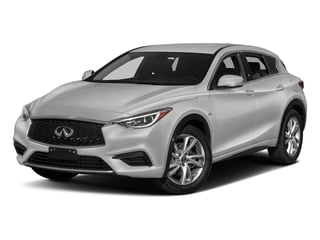 Blade Silver 2017 INFINITI QX30 Pictures QX30 Utility 4D Luxury AWD photos front view