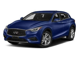 Ink Blue 2017 INFINITI QX30 Pictures QX30 Utility 4D Luxury AWD photos front view