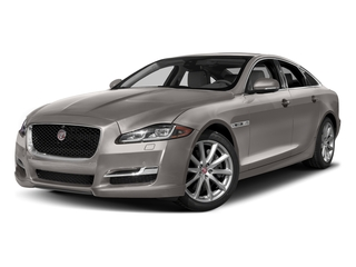 Ingot 2017 Jaguar XJ Pictures XJ Sedan 4D R-Sport AWD V6 Supercharged photos front view