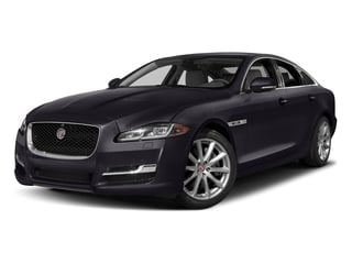 Black Berry 2017 Jaguar XJ Pictures XJ Sedan 4D R-Sport AWD V6 Supercharged photos front view