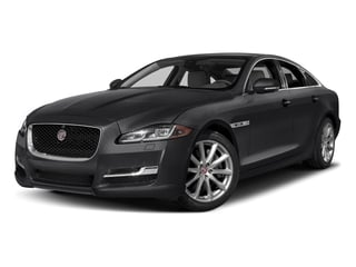 Storm Gray 2017 Jaguar XJ Pictures XJ Sedan 4D R-Sport AWD V6 Supercharged photos front view
