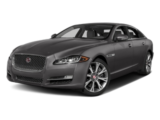 Ammonite Gray Metallic 2017 Jaguar XJ Pictures XJ XJL Supercharged RWD photos front view