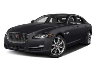 Ebony 2017 Jaguar XJ Pictures XJ XJL Supercharged RWD photos front view