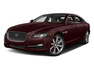 Aurora Red Metallic 2017 Jaguar XJ Pictures XJ XJL Supercharged RWD photos front view