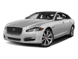 Gallium Silver 2017 Jaguar XJ Pictures XJ XJL Supercharged RWD photos front view