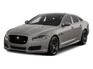 Ingot 2017 Jaguar XJ Pictures XJ Sedan 4D XJR V8 Supercharged photos front view