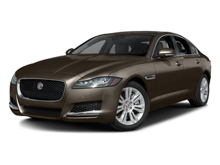 Quartzite Metallic 2017 Jaguar XF Pictures XF Sedan 4D 35t Premium V6 Supercharged photos front view