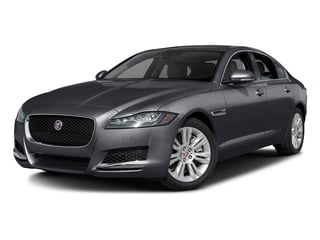 Tempest Gray 2017 Jaguar XF Pictures XF Sedan 4D 35t Premium AWD V6 Sprchrd photos front view