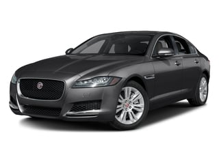 Storm Gray 2017 Jaguar XF Pictures XF 35t Premium RWD photos front view
