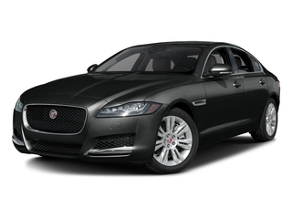 Cosmic Black 2017 Jaguar XF Pictures XF 35t Premium RWD photos front view