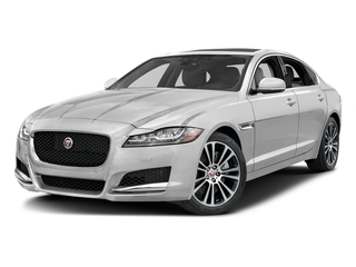 Gallum Silver 2017 Jaguar XF Pictures XF 35t Prestige AWD photos front view