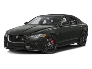 Ammonite Gray Metallic 2017 Jaguar XF Pictures XF Sedan 4D S AWD V6 Supercharged photos front view
