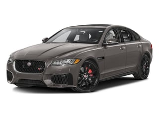 Ingot 2017 Jaguar XF Pictures XF Sedan 4D S AWD V6 Supercharged photos front view
