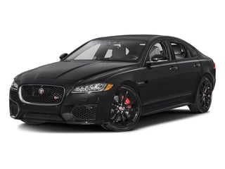 Storm Gray 2017 Jaguar XF Pictures XF Sedan 4D S AWD V6 Supercharged photos front view