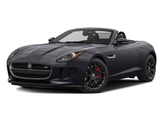 Black Berry 2017 Jaguar F-TYPE Pictures F-TYPE Convertible Manual S photos front view