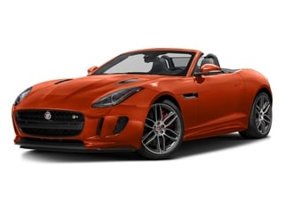 Firesand Metallic 2017 Jaguar F-TYPE Pictures F-TYPE Convertible 2D R AWD V8 photos front view